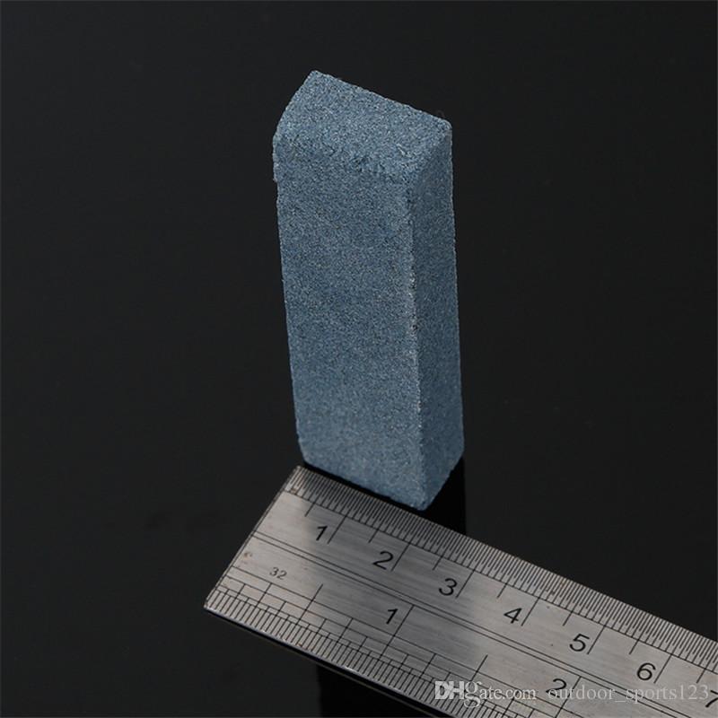 Pierre à aiguiser de combinaison de pierre à aiguiser double côté en pierre à aiguiser professionnel angle fixe diamant extérieur couteau aiguiseur en gros