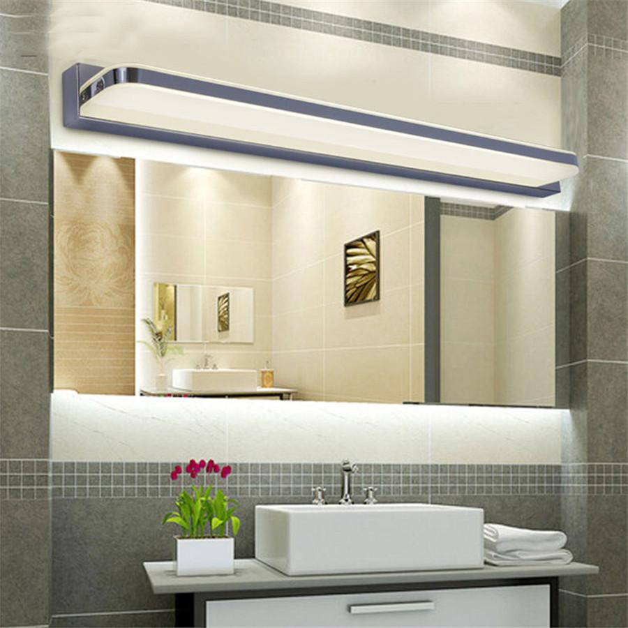 2018 9w 12w Modern Led Mirror Light For Bathroom Cabinet Led Make Up ...