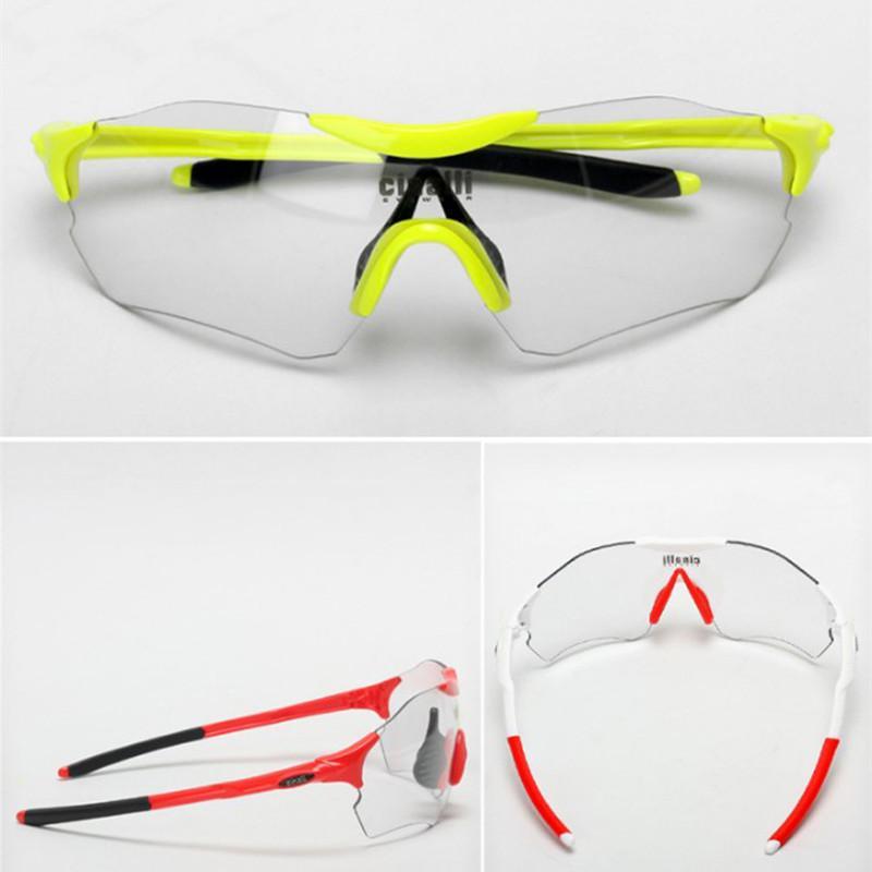 1886441e12 Sirena Naga CINALLI C 098 Gafas De Sol Fotocromáticas Ciclismo ...
