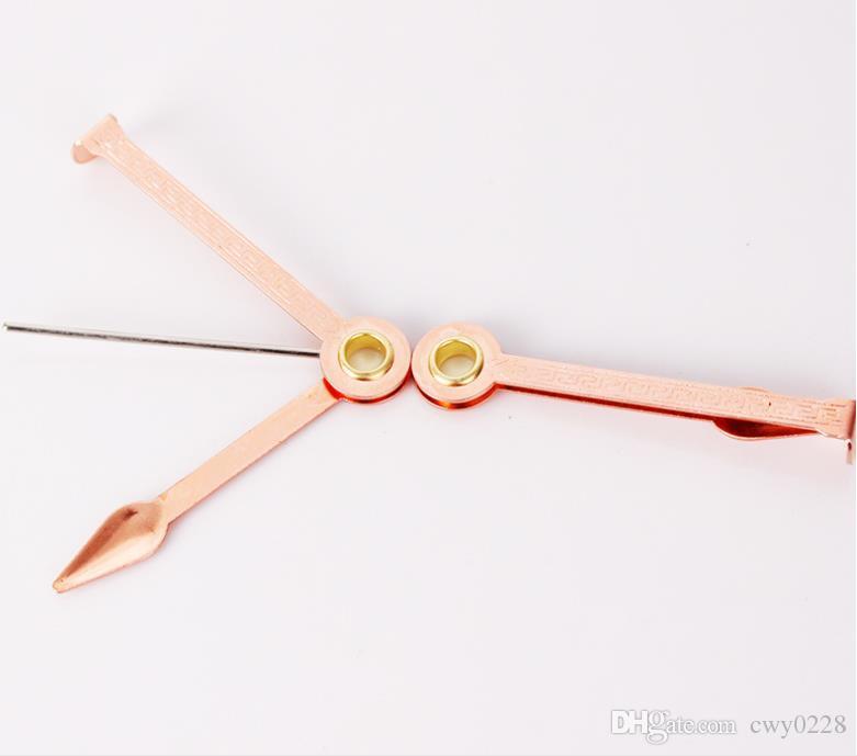 Accessori Yanju a tre tubi coltello in rame elettrolitico con fumo di sigaretta