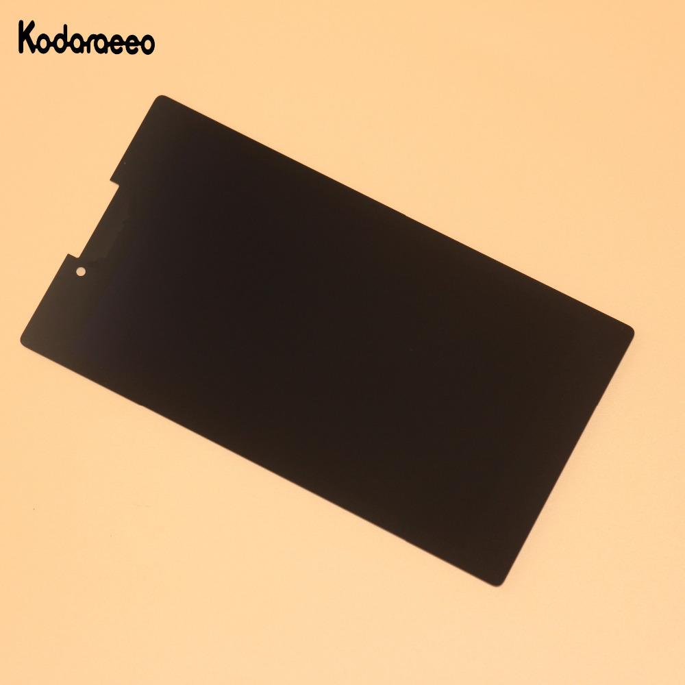 Kodaraeeo For Lenovo Tab 2 A7 30hc 30 Touch Screen Digitizer Lcd Tab2 Glass Display Assembly Panel Replacement Black Monitor From