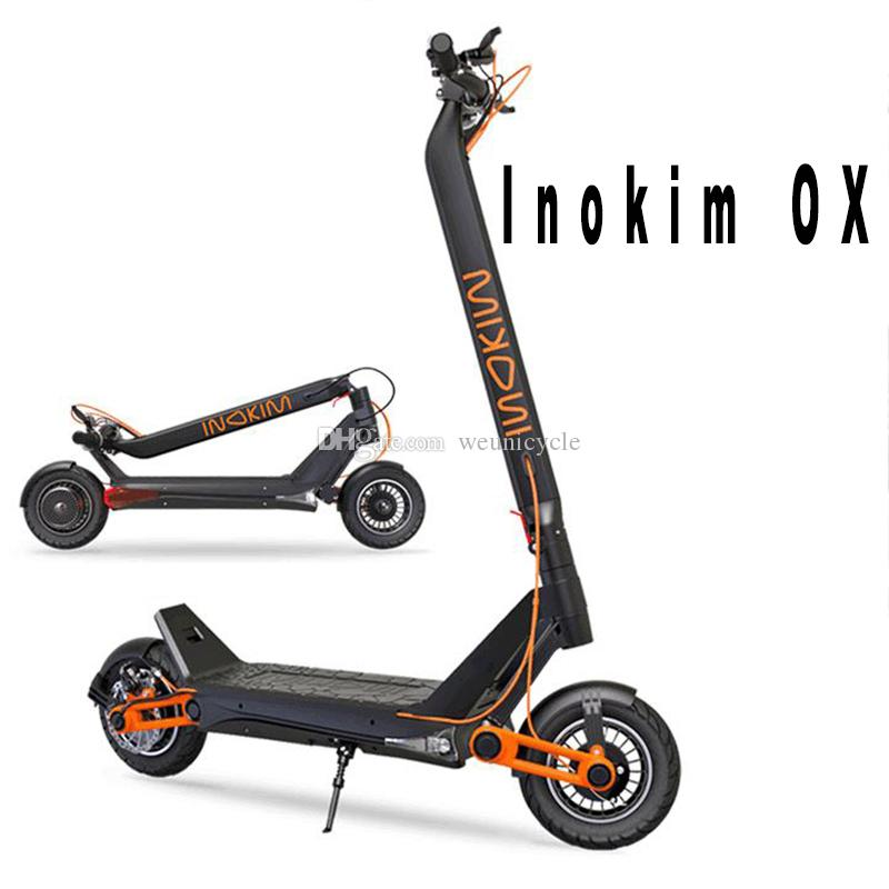 Stand Up Electric Scooter >> Inokim 2018 New Inokim Ox Adult Scooter The Suv Of Stand Up Electric Scooters