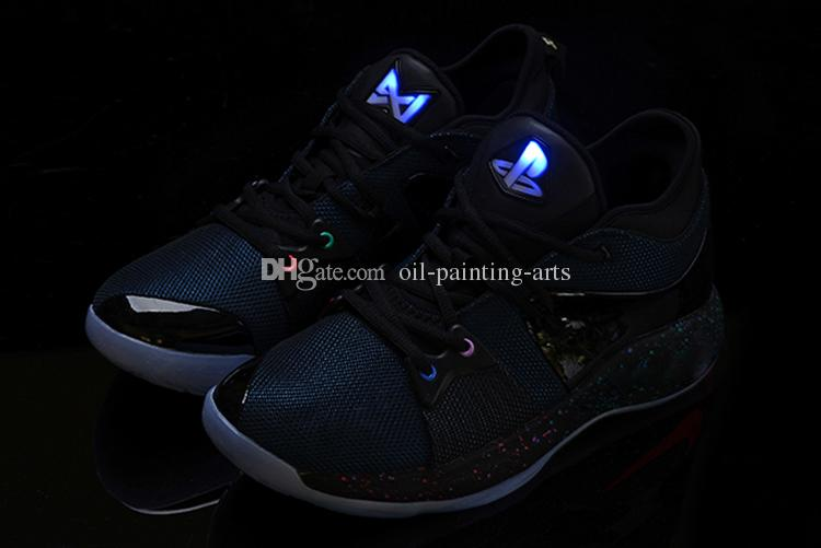 b163c6999d35 Wholesale PG 2 PlayStation Taurus Road Master Casual Shoes For Paul George  II PG2 2s PS Athletic Casual Shoes Size 40 46 Basketball Shoes Mens Shoes  From ...