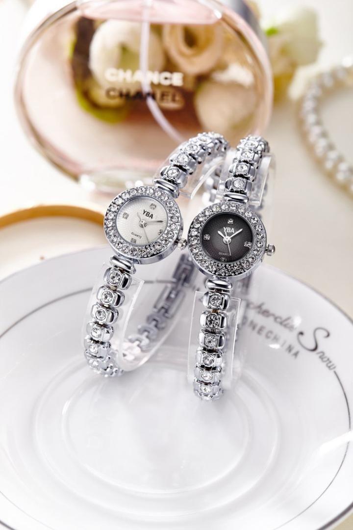Mini Bling Elegant Watch Women Fake Diamond Crystal Minimal Watch Casual  Stylish Metal Bracelets Upscal Montre Femme Gift Cheap Luxury Watches Cheap  Branded ... 6ece5ace6d
