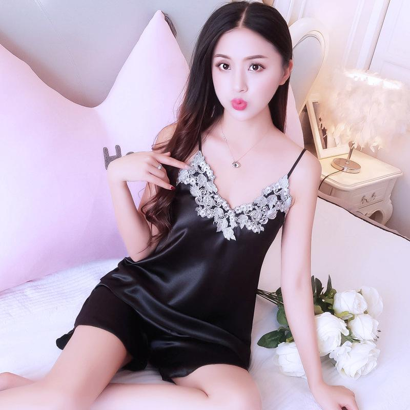 Bodysuits Official Website Sexy Ladies Long Sleeve V Neck Lace Crochet Hollow Bodysuit Mesh See-through Shorts Jumpsuit G String Sleepwear Rompers Top Watermelons