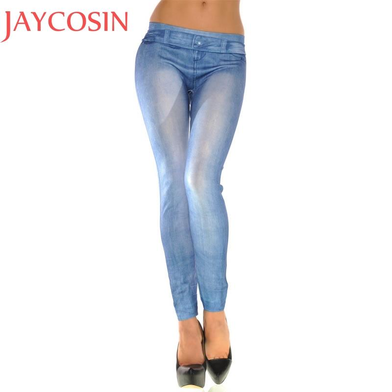 596f114c1e5 2019 Fashion Jeans Women Casual Lady Denim Pants Pencil Skinny Tights  Trouser Full Length Stretch Sexy Slim Soft Pantalon Girl Oct10 From  Modleline