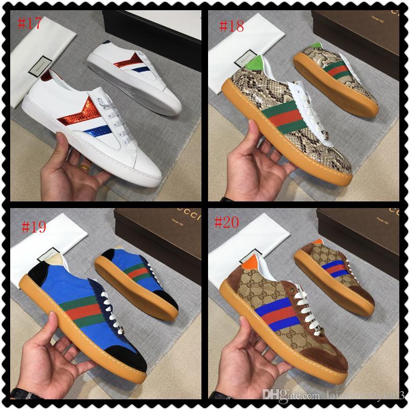 Acquista 2018 Casual Scarpe Da Uomo Traspirante Autunno Estate Genuine  Leather Lovers Scarpe Marca Femme Chaussure Ultras Spinta Superstar  Sneakers A  87.71 ... 31c8a66a430