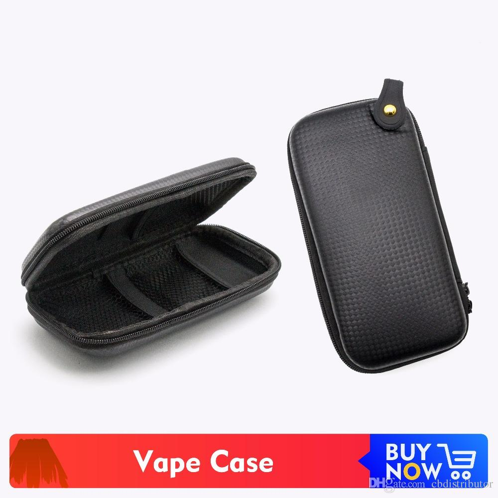 Quartz Banger Zipper X6 Bag Vape Case Black Diy Tool Kit For