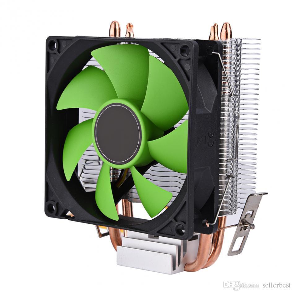 VBESTLIFE 90mm 3Pin Fan CPU Cooler Heatsink Quiet for Intel LGA775/1156/1155 AMD AM2/AM2+/AM3