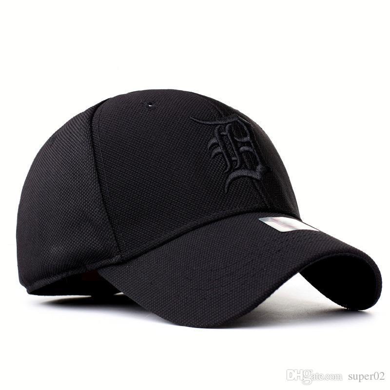 7dc30dd1ae1c50 Casual Quick Dry Snapback Men Full Cap Hat Baseball Running Cap Sun Visor  Bone Casquette Gorras 2018 New Polo Hat Online with $3.76/Piece on  Super02's Store ...