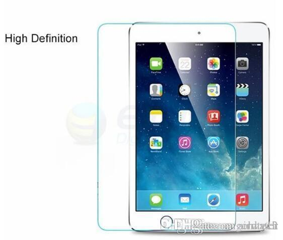 Tempered Glass 9H 0 33mm HD Clear Screen protector for Samsung Galaxy Tab A  T550 T350 Tab 4 T230 T330 Tab Pro P900 retail package 2017