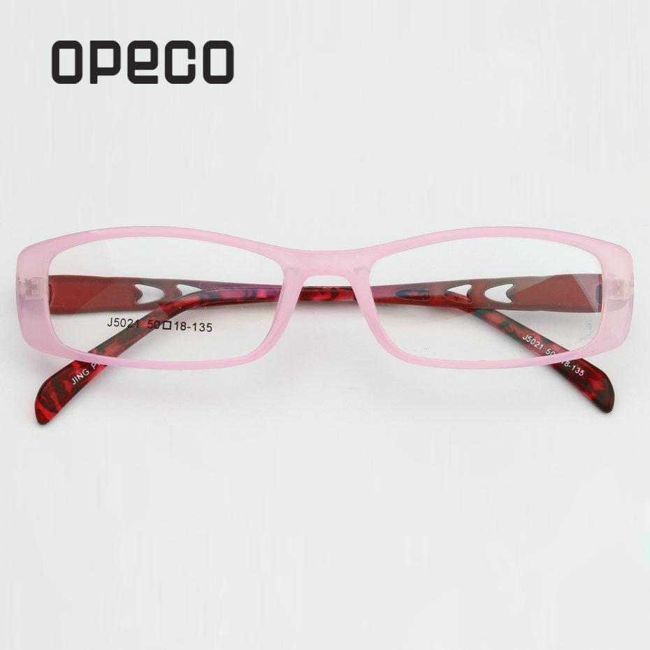 384bf3a054b 2019 Opeco Oculos Full Rim Myopia Glasses TR90 With Metal Eyeglasses Frame  Prescription Eyewear RX Able Recipe Spectacles J5021 From Shuidianba