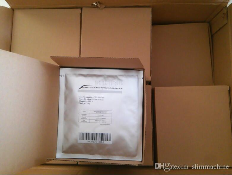 Gute Qualität ! Frostschutzmembran-Frostschutzmembran-Frostschutzfilm für die Frostschutzbehandlung Cryo Pad 27 * 30 cm / 34 * 42 cm