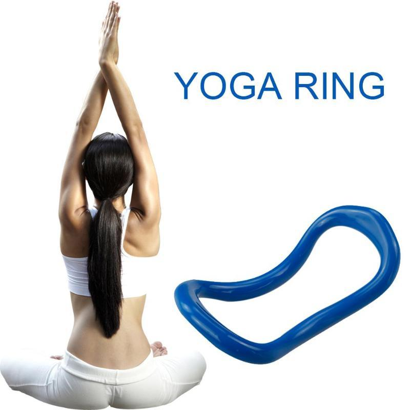 Yoga Circle Stretch Ring Fascia Massage Workout Pilates Ring Fitness  Stretch Gym Bodybuilding Equipment Yoga Accessories UK 2019 From  Xuelianguo cd0009a27e52