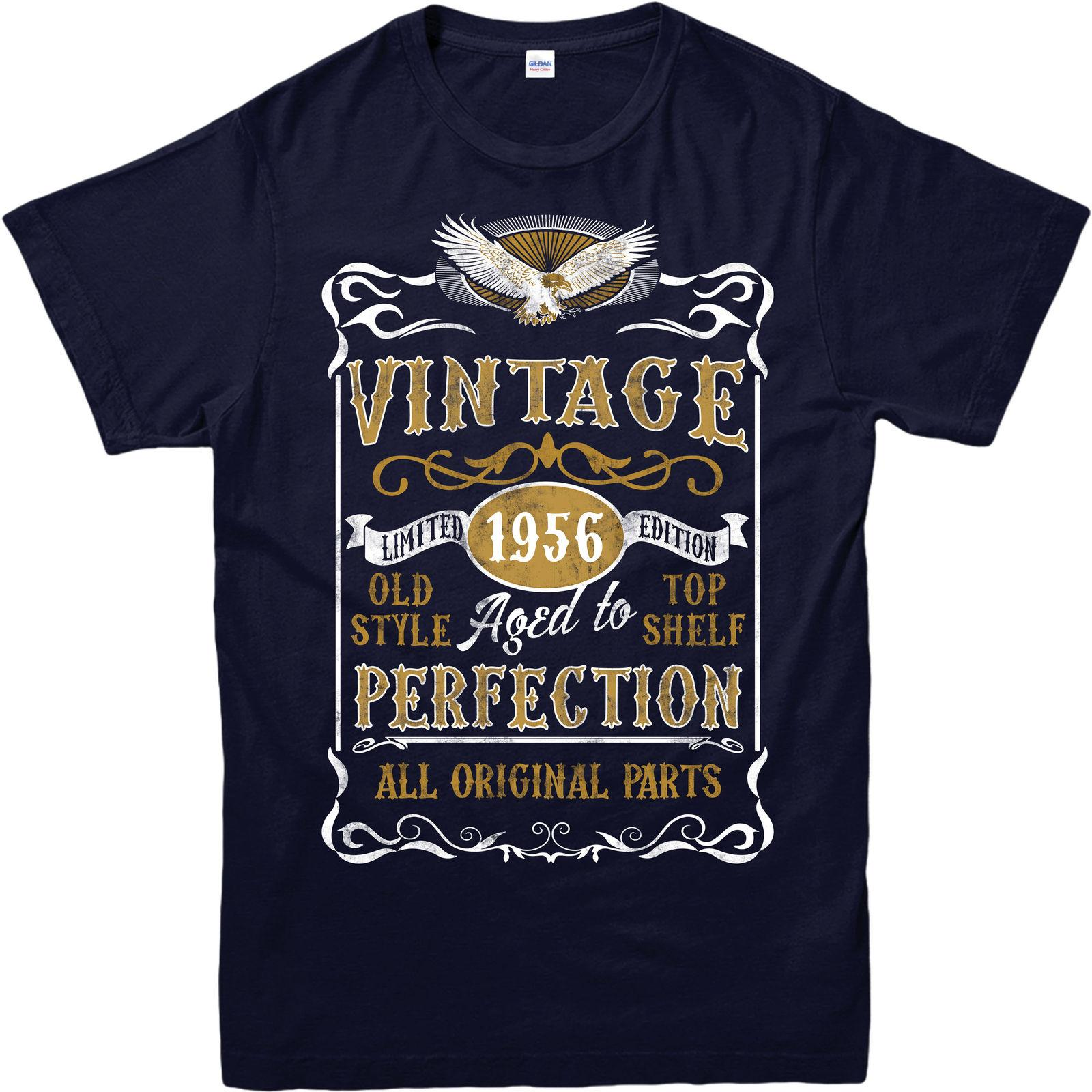 Compre Made In 1956 Camiseta Vintage 35301f4fdb7fe
