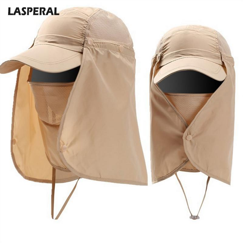 99ea431a57e LASPERARL Summer Sun Hat For Women UV Protection Sun Protective ...