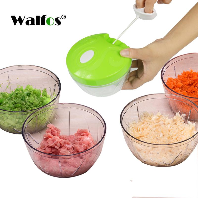 Superieur Best Walfos Multifunction Vegetable Chopper Cutter Onion Hand Speedy Chopper  Vegetable Fruits Chopped Shredders U0026 Slicers Under $21.25 | Dhgate.Com