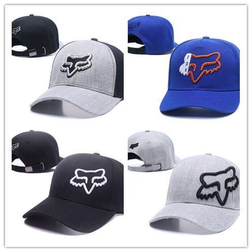 Good Fashion Fox Hats Snapback Hats 2018 New Bboy Chapeu Men Women ... 3109b68ff0b