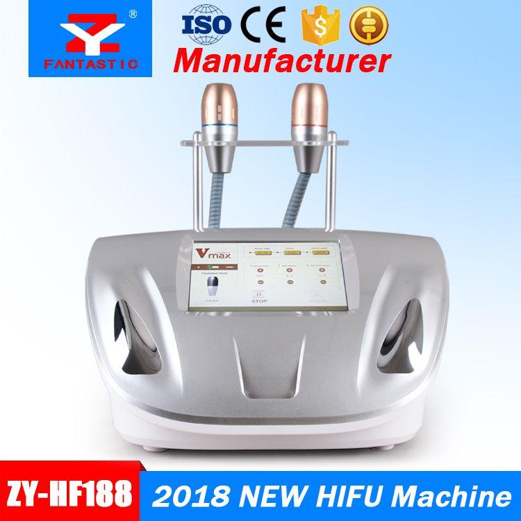 Newest Korea Vmax HIFU Machine /Ultrasound HIFU Face Lift Machine with  Unlimited Shot