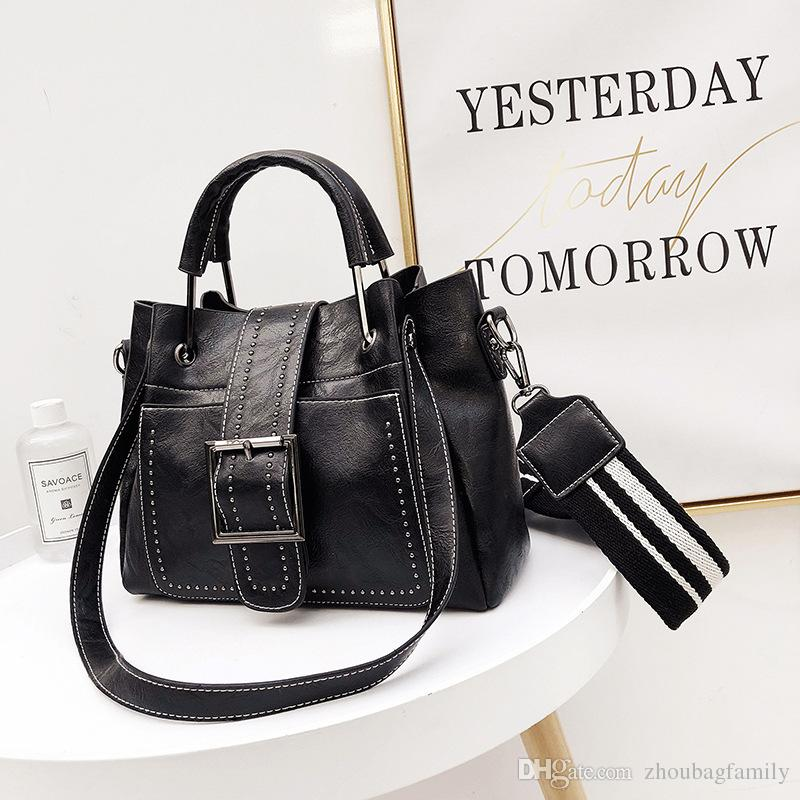 2019 new design cheap price free shipping fast delivery pu leather women handbag for young girl