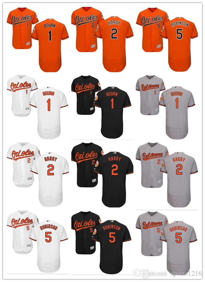 9612b60d6d2 ... australia 2018 custom mens women youth baltimore orioles 1 michael  bourn 2 j.j. hardy 5 brooks