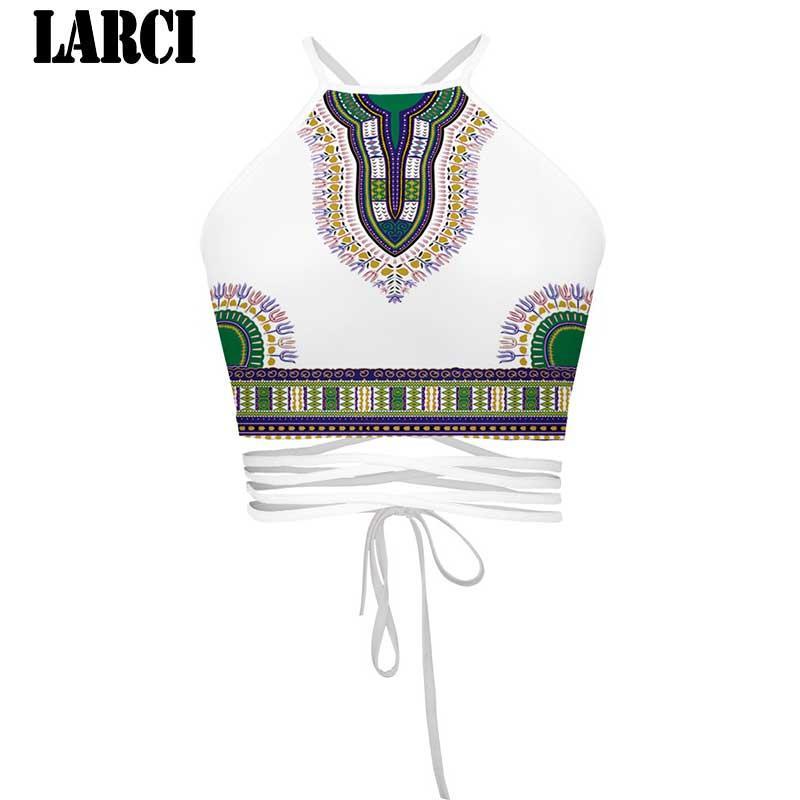 7abb59966 LARCI Women Cropped Dragon Print Cami Summer Sexy Spaghetti Strap ...