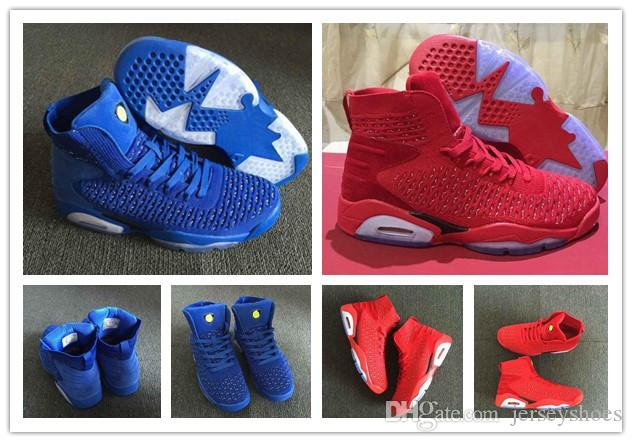 1424f5a918 Men S 2018 New With Box 6 Vi China Chinese Red Blue 6s Man Basketball Shoes  Cheap Sports Sneakers Mens Trainers High Quality Size 7 12 Basketball Shoes  ...