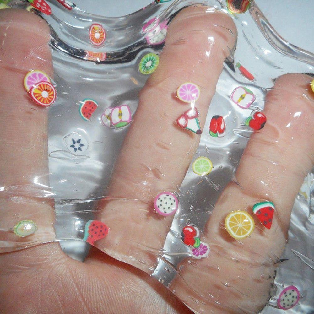 Großhandel Diy Kristall Schlamm Transparent Schleim Ton Spielzeug ...
