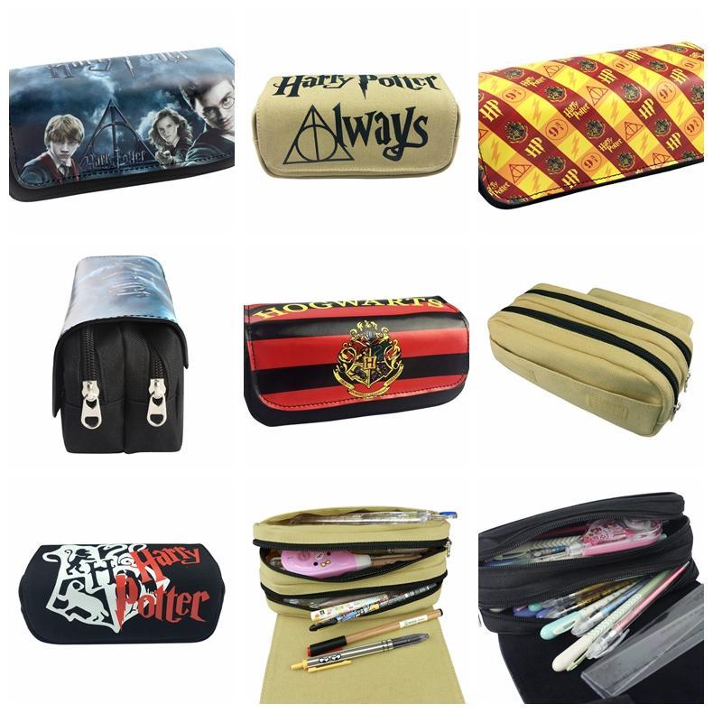 Superieur Harry Potter Pencil Pen Bag Wallet Cartoon Pencil Case Students Stationery  Storage Bag School Office Supply Kids Puerse Gga814 Japanese Purse Purse  For ...