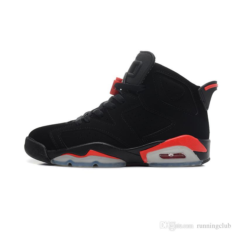 2a7334d5417 2019 Designer Men 6 6s Basketball Shoes Tinker UNC Blue Black Cat White  Infrared Red Carmine Maroon Toro Mens Trainer Sport Sneakers Jordans  Sneakers ...