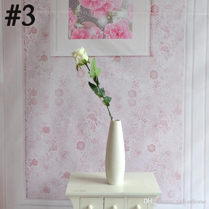 Dekoratif yapay çiçekler Ev Dekoratif ipek Düğün Parti Dekorasyon için Gül Çiçekler 6 renkler dekor ücretsiz kargo DHL