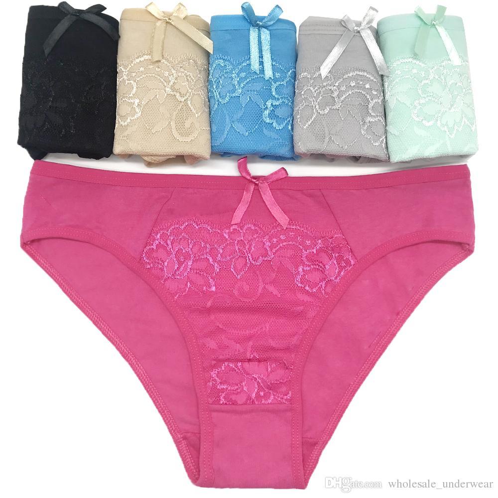 40146d316 Compre Lote De 12 Hot Star Algodão Senhora Calcinha Atado Mulheres Breve  Underwear Menina Bikini Sexy Lingerie Tamanho M L Xl 22.04 25.2 Atacado De  ...