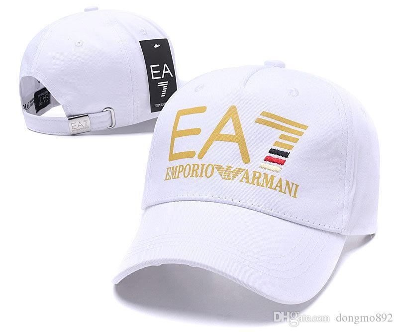 e8a273004 2018 New Baseball Caps For Men Dome La Cap Gosha Rubchinskiy Headwear  casquette gorras Caps Trucker Cotton White black G14