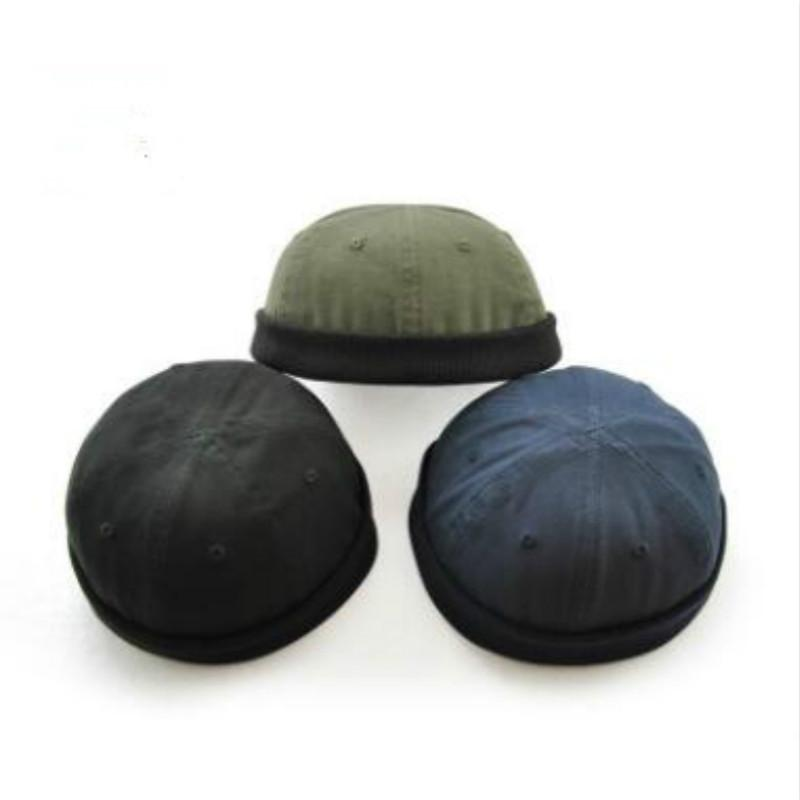 5b6802d1d9d02 Casual Cotton 6 Panel Hat Men Solid Spring Autumn Male Berets Cotton  Landlord Hat Funny Melon Cap Drop Shipping Berets Cheap Berets Casual  Cotton 6 Panel ...