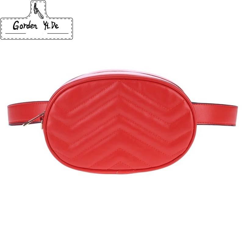 Luxury Handbags Women Bags Designer Waist Bag Fanny Packs Lady s ... 53beea154eae2