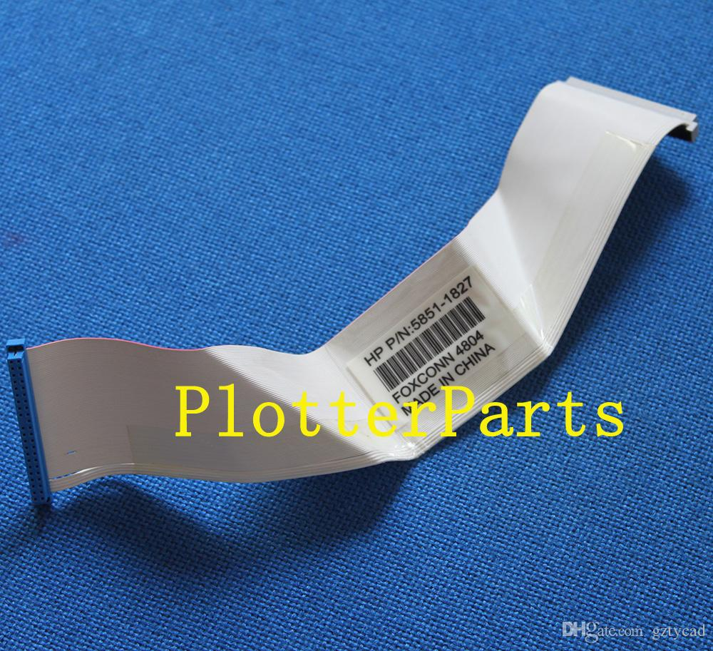 5851-1827 Hard drive ribbon cable for HP LaserJet 4345 M4345 Original used  Printer Parts
