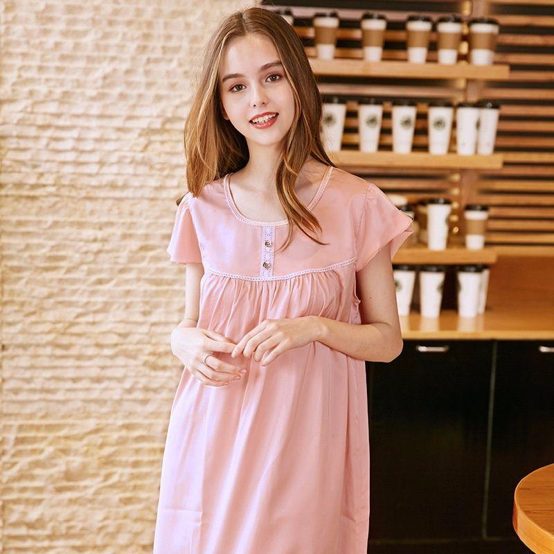 Spinning Silk Sexy Lingerie Lady Summer Silk Shirt Feminine Pajamas  Tracksuit Pajamas Sleepwear Nightwear Online with  17.38 Piece on Xiuyi02 s  Store ... c1e3dde74
