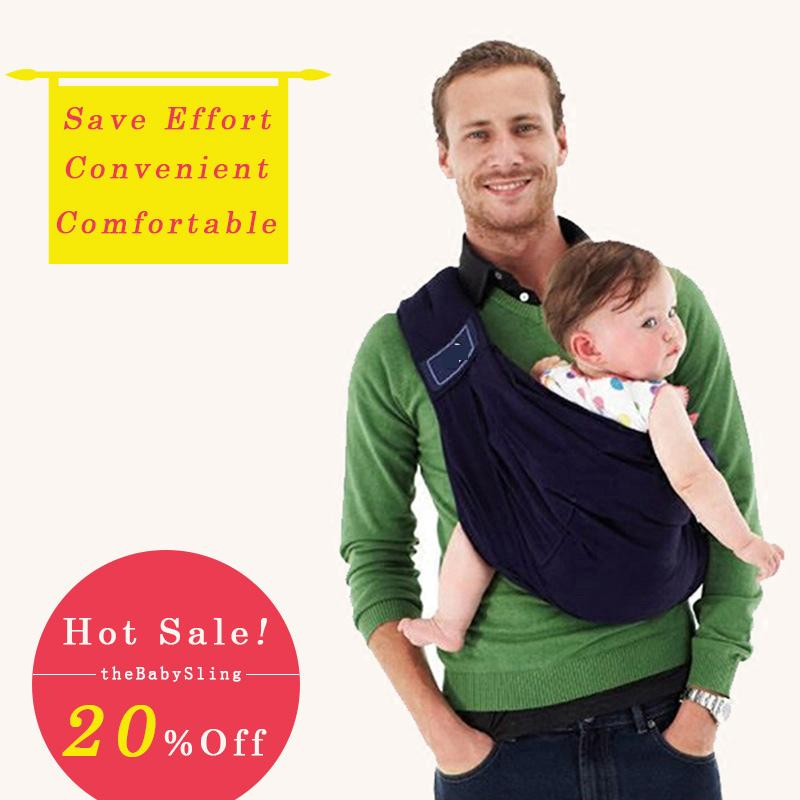 79d1db40a8e 2019 2017 Ergonomic Infant Slings Baby Carrier Slings Wrap Baby Backpack  Carrier High Quality 100% Organic Cotton Kids Kangaroo From Cover3085