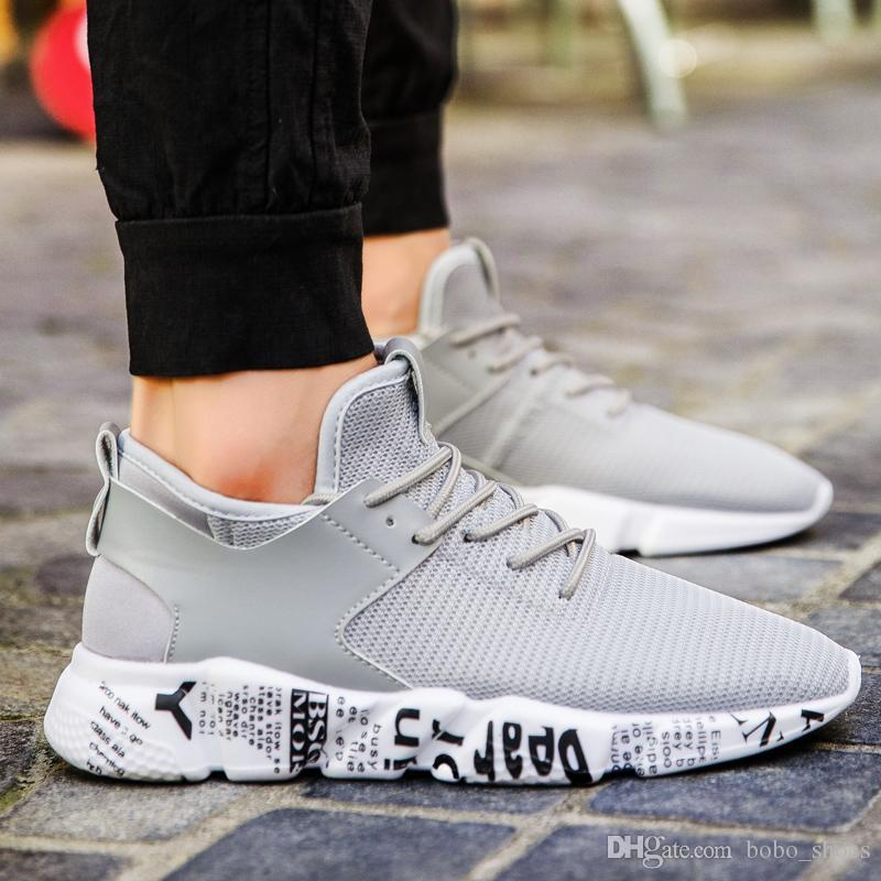 90419c5ce Fashion Hot Leisure Spring And Autumn Comfortable Sneaker Mens Casual Shoes  Adult Male Adult Breathable Light Shoes Sneakers Comfortable Sneaker Casual  ...