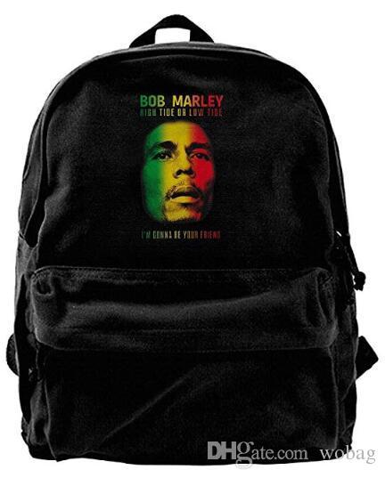 Dos Sac Rasta À Face Bandoulière Acheter En Marley Bob Mode Toile Pnwk0O8X