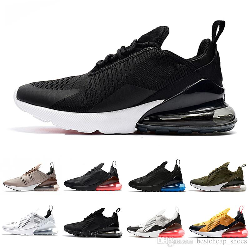 new style 842d7 986d6 Nike Air Max 270 Airmax 270 Triple Black Air White 270 Zapatillas De  Running Para Hombre Azul Marino Foto Blue Teal Mens Flair Trainer Sports  Maxes Medium ...