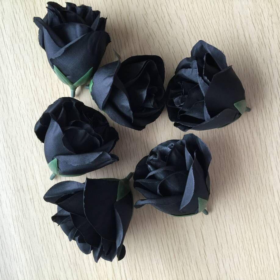 2018 black color rose artificial silk rose flower diy material 2018 black color rose artificial silk rose flower diy material boutonniere home decoration from hobarte 218 dhgate mightylinksfo