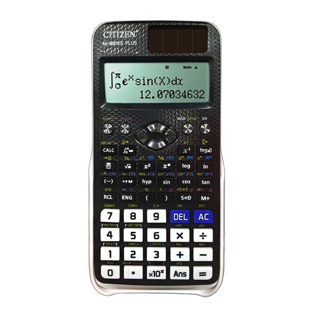 991EX Calculatrice scientifique Dual Power Affichage 12 chiffres ABS Calculadora Calculer étudiant Calcul calculé Cadeau DropShip