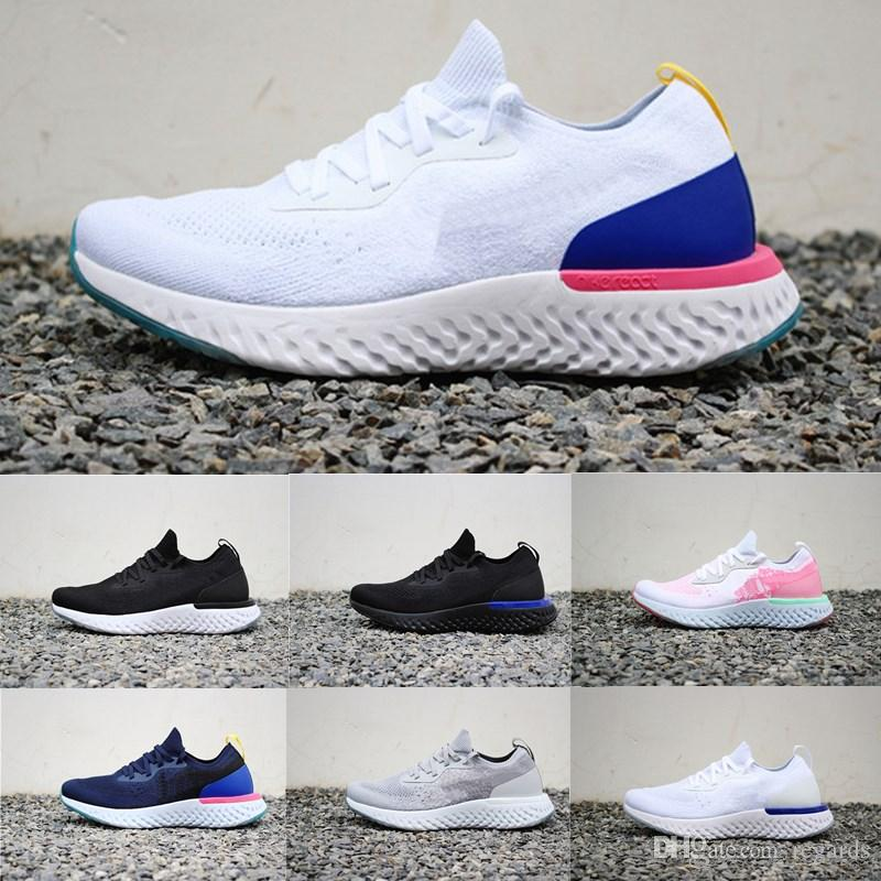 f9671b0258d57 2019 2018 Top Epic React AQ0067 Instant Go Fly Breath Comfortable Sport  Boots Size 5.5 11 Mens Outdoor Shoes For Sale Women Athletic Sneakers From  Regards