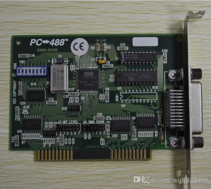 100% getestet Arbeit perfekt für PC-488 CEC-488 GPIB PFM-535I REV: B1.0 NI PCI-6025E DES-1228P