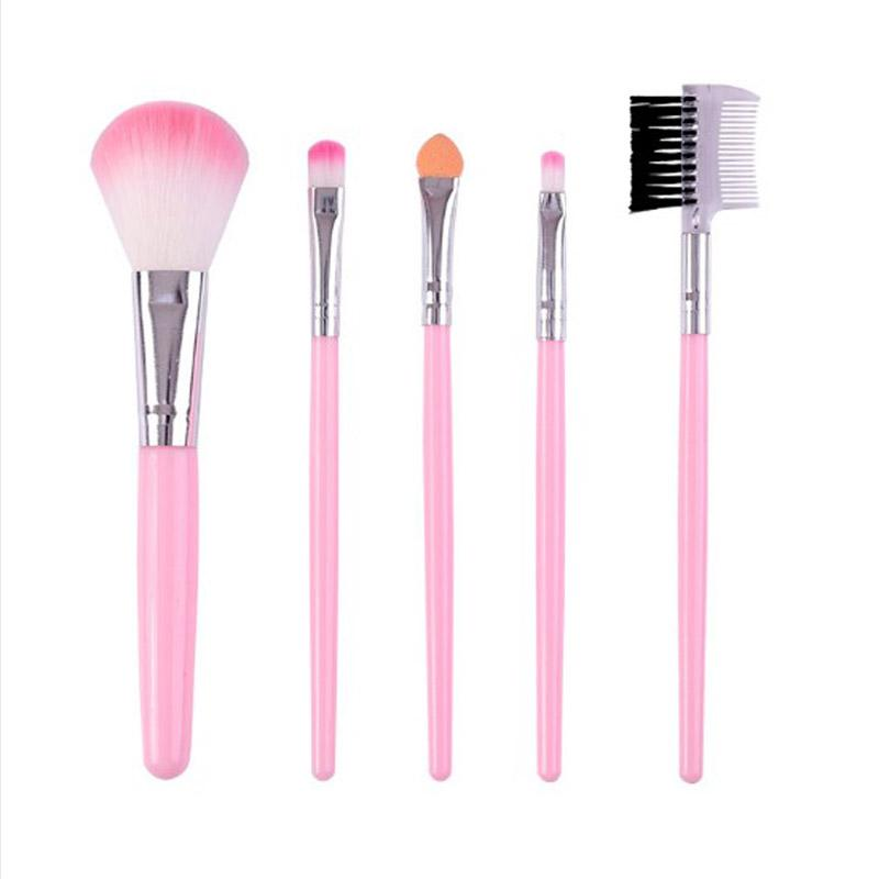 Eye Shadow Foundation Eyebrow Eyeliner Eyelash Lip Brush Makeup Brushes Cosmetic Tool Make Up Eye Brush Set