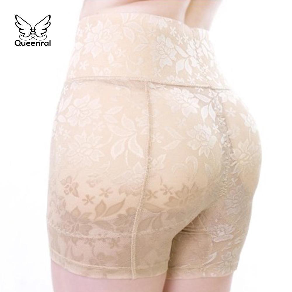 251b903a6d 2019 Butt Lifter Lingerie Slimming Briefs Underwear Girdle Shaper Women  Padded Panties Hip Pads Enhancer Seamless Pants Waist Trainer From Wenshicu