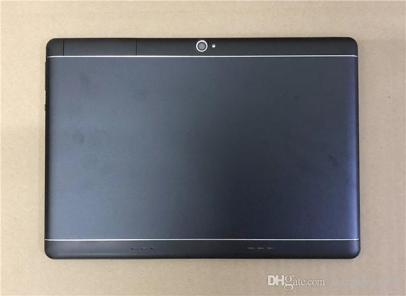 E Alta qualidade 10 polegada MTK6572 MTK6582 IPS tela de toque capacitivo dual sim 3G tablet pc telefone 10