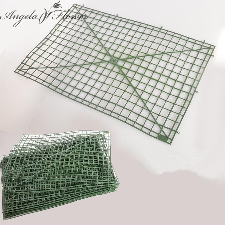 40*60cm Platic Flower Stand Frame DIY Carpet Style Artificial Flower ...