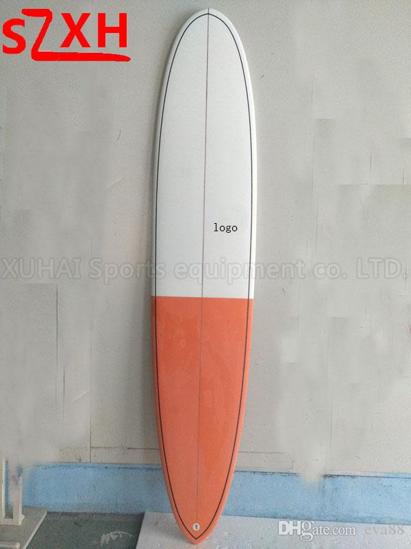 2019 Factory Price Professional Foam Epoxy Fiberglass Surfboard